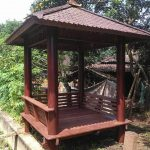 Rumah Kayu – Gazebo – Pergola 21