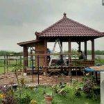 Rumah Kayu – Gazebo – Pergola 25