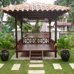 Rumah Kayu – Gazebo – Pergola 27