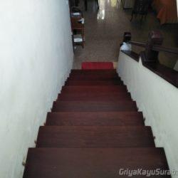 Jual Tangga Kayu Sidoarjo – Griya Kayu Surabaya – 25