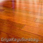 Pasang Lantai Kayu – Griya Kayu Surabaya – 49