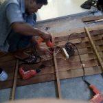 Decking Kayu 05