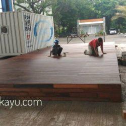 Decking Kayu 12