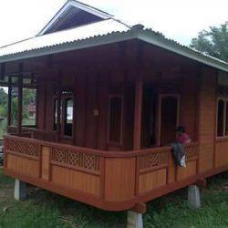 Rumah Kayu – Gazebo – Pergola 03