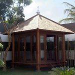 Rumah Kayu – Gazebo – Pergola 12