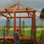 Rumah Kayu – Gazebo – Pergola 13