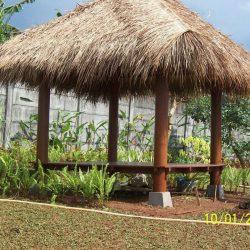 Rumah Kayu – Gazebo – Pergola 16