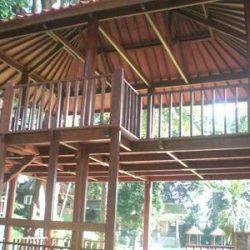 Rumah Kayu – Gazebo – Pergola 19