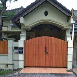 Jual Pagar Kayu – Griya Kayu Surabaya – 01