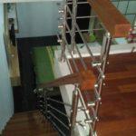 Tangga Kayu Minimalis – Griya Kayu Surabaya – 16